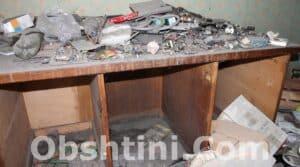 Извозване на отпадъци