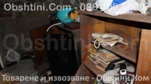 Почистване на тавани и мазета в София