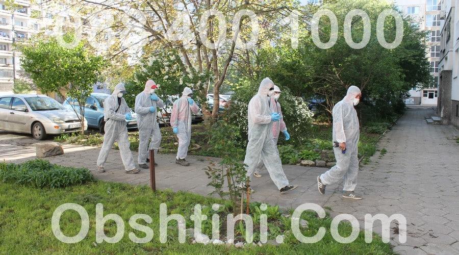 Почистване след смърт - бригадата в действие