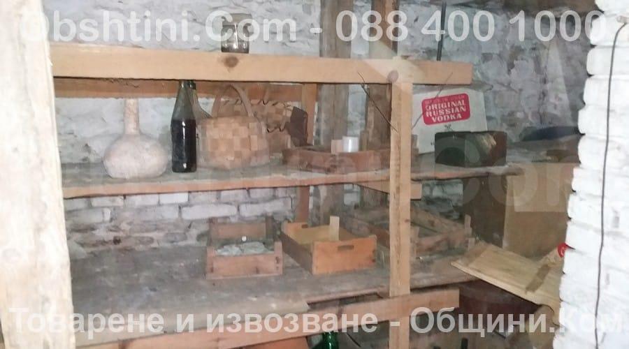 Почистване на мазета и тавани Пловдив